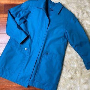 TOWNE | London Fog Blue Coat 8 Pet